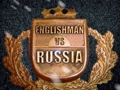"Englishman vs Russia. ""Red, White & Brown"", 1-я часть"