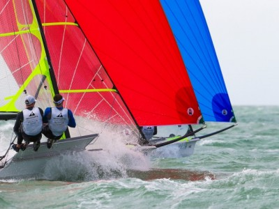 Sailing's World Cup Series Miami-2018
