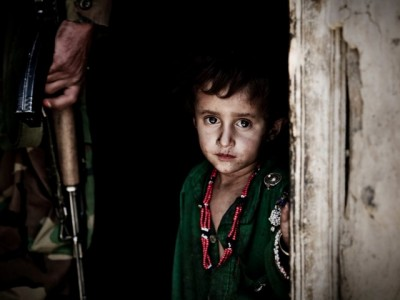 Wars and Disasters: Growing Up With War: Children