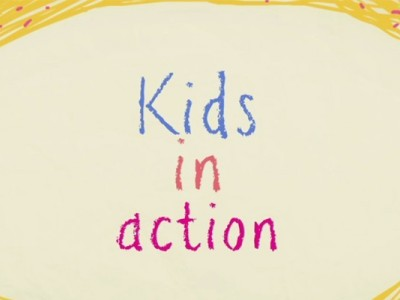 Kids in action. 37-я серия