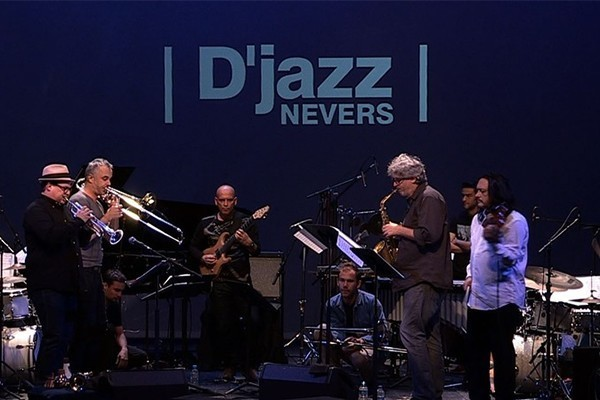 "Джазовый фестиваль ""D'Jazz"" в Невере. Марк Дюкре: Альбом ""Tower Bridge"""