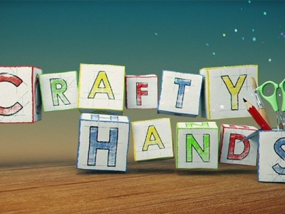 Crafty Hands. 33-я серия
