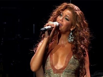 """The Beyonce experience"". Концерт Beyonce"