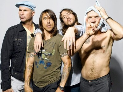 Red Hot Chili Peppers в Милане