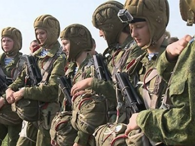 The Female Battalion. 27-я часть